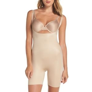 SPANX Power Conceal-Her Open Bust Bodysuit
